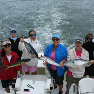 Join us at Ladies, Let's Go Fishing University South FL Apr. 17-19