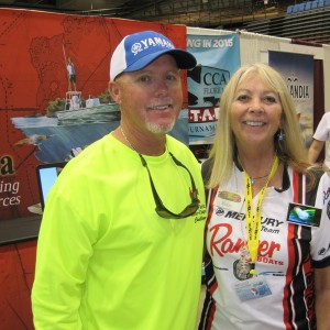 Fishing TV Show Live Filming, Ladies Night tomorrow, be in the audience, free!
