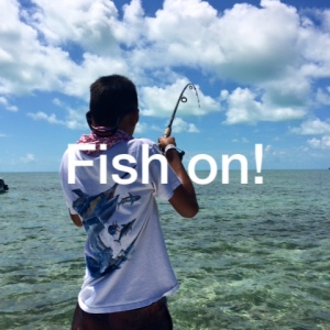 Bite's on in Bimini, join LLGF there Sept. 11-13!