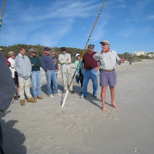 Sign up for Stuart Surf Fishing Clinie This Weekend