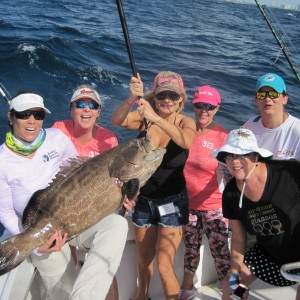 Amazing catches from new lady anglers with Ladies, Let's Go Fishing