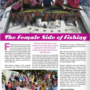LLGF in Coastal Angler