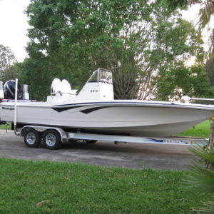 Our 2016 2510 Ranger Bay is for sale