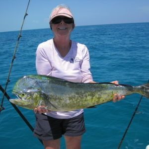Dolphin are in the Keys, join the LLGF Fishing June 16-17!