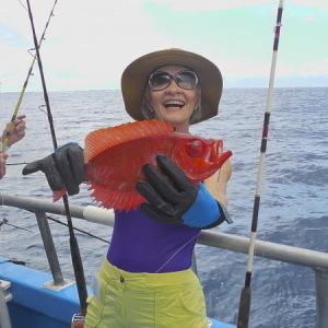 "Ladies Snag Fishing Techniques at ""Ladies, Let's Go Fishing!"" Treasure Coast University, May 29-31, 2015"